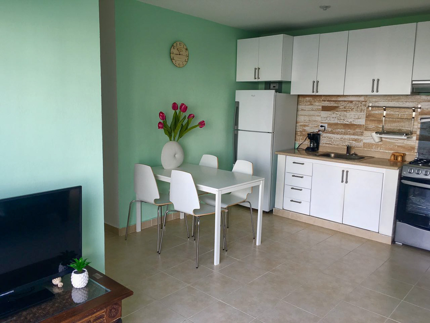 LARGE APARTMENT IN CIUDAD LAS CAYENAS (24-102CLC)