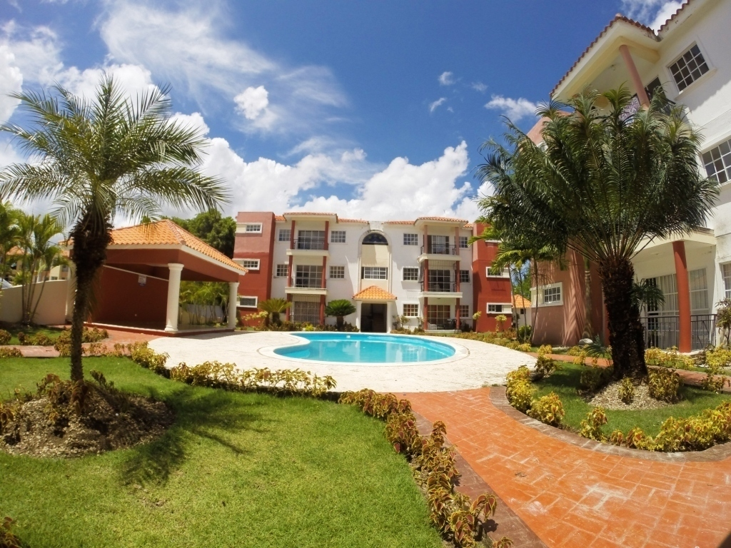 Apartment in Pueblo Bavaro