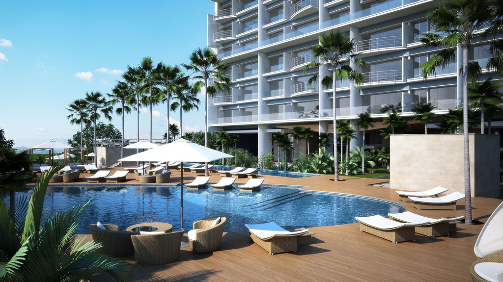 LUXURY APARTMENTS AT 7 MARES RESIDENCE CAP CANA (7MRS-CC)