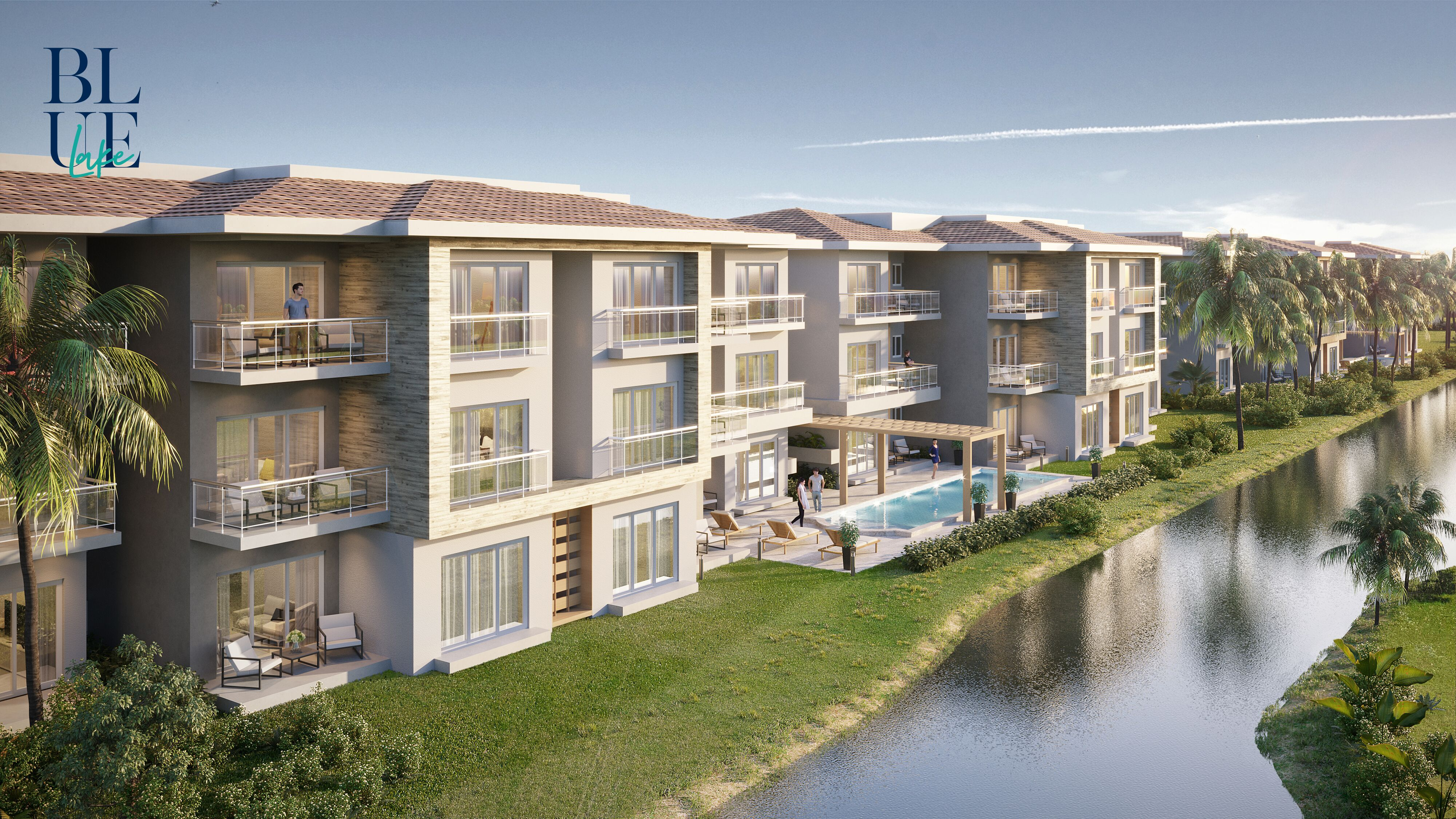 NEW 2 AND 3 BEDROOM APARTMENTS IN BLUE LAKE RESIDENTIAL (BL-C)