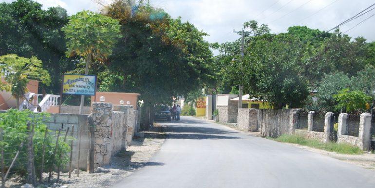 calle El Ejecutivo