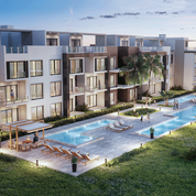 NEW 1 AND 2 BEDROOM APARTMENTS IN CORAL BAY (CB)