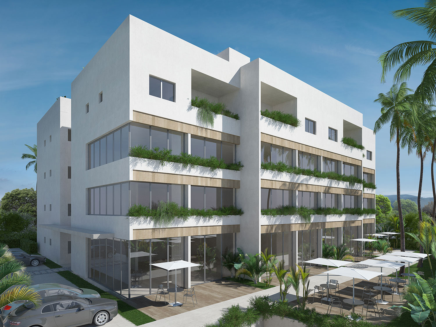 COMMERCIAL SPACE IN CENTER OF BAVARO (COMMERCIAL-COR)