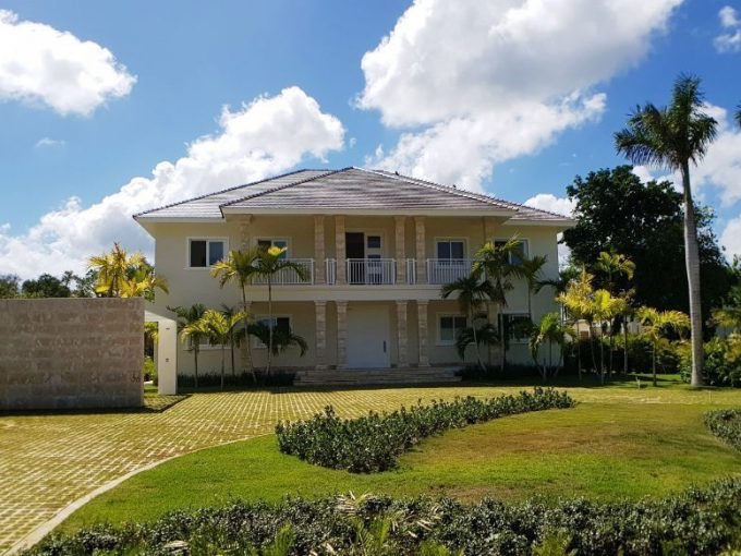 Spectacular villa in Punta Cana