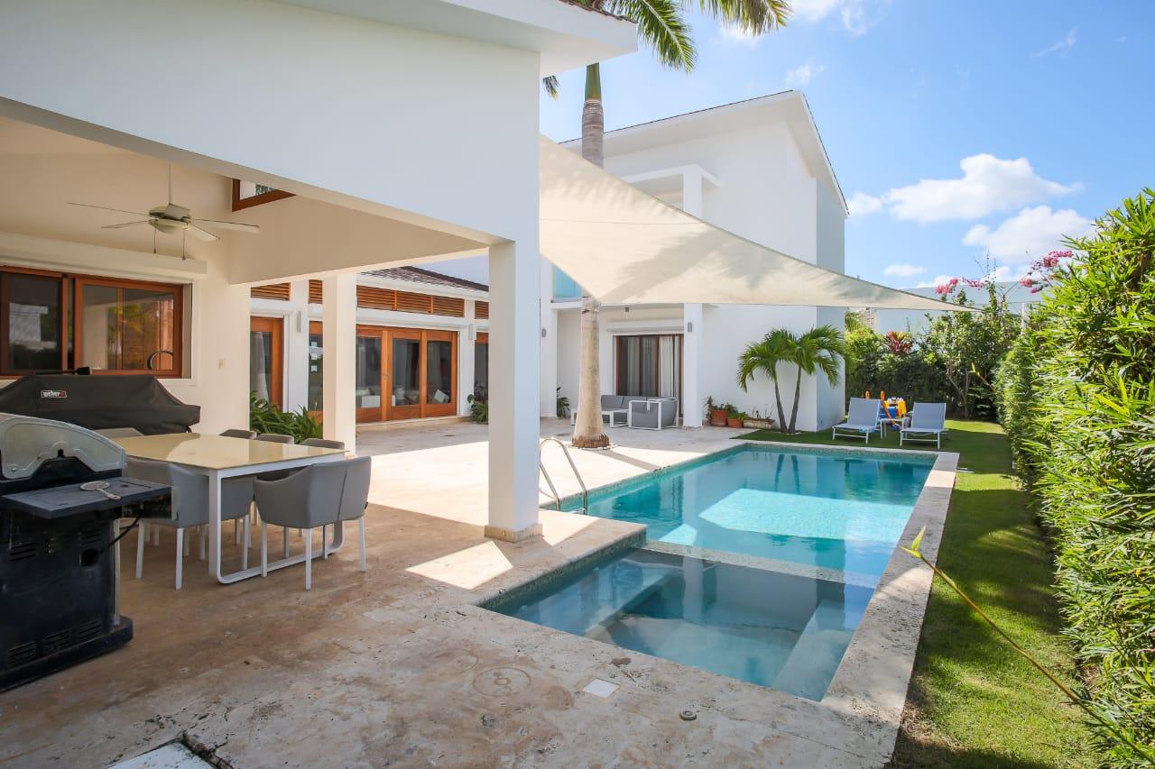 Premium Villa Palma Areca 58 in Punta Cana Village (PA58-PCV)
