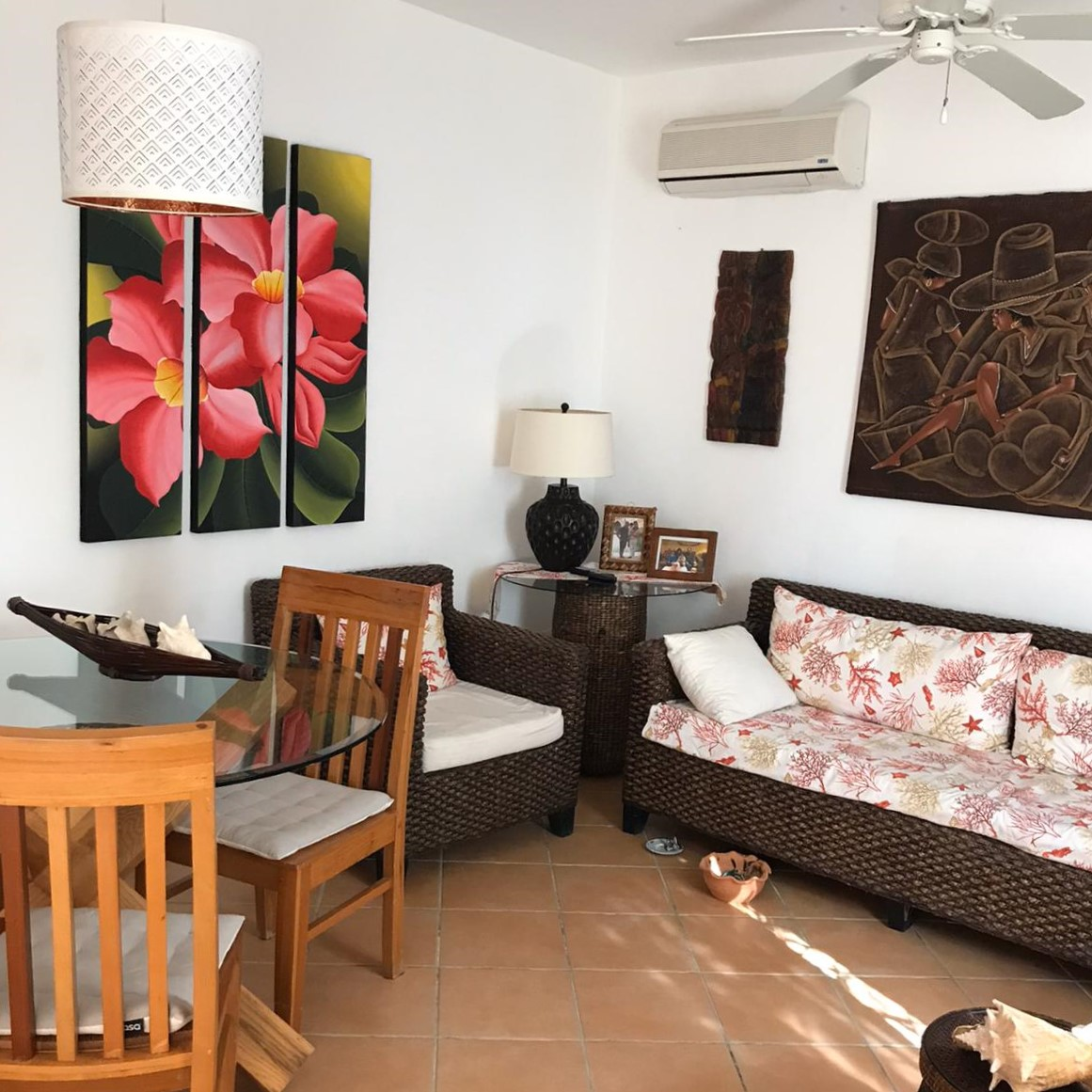 Two Bedrooms apartment with Prime Location in Bavaro